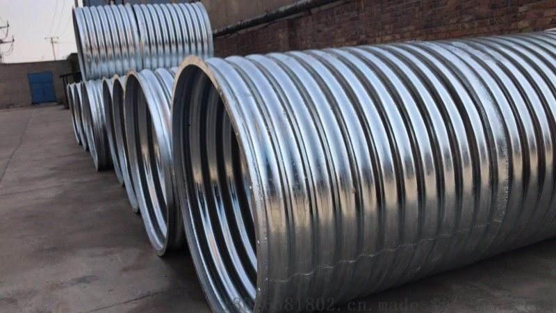 鋼波紋管涵的施工工藝要求