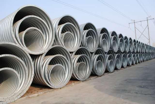 钢波纹管施工中管壁的厚度是怎样选择的?