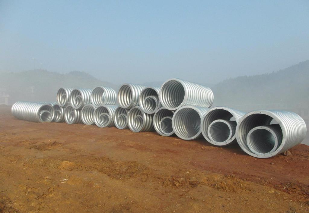 钢波纹管施工中土方回填施工标准