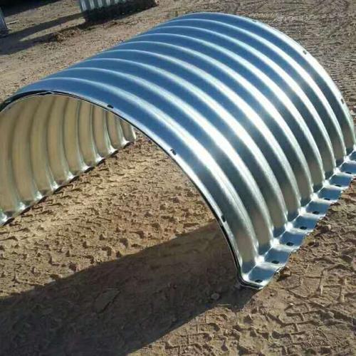 钢波纹管涵施工的质量控制措施
