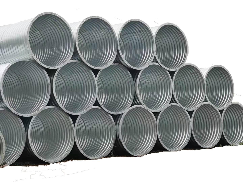 钢制波纹涵管施工中端墙怎样防止裂缝?