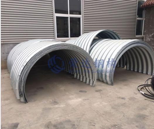 钢波纹管施工中怎么防止端墙裂缝?