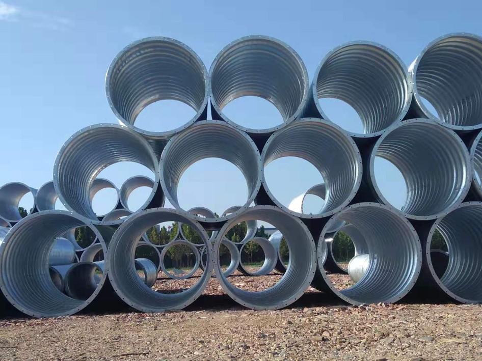 钢制波纹管的施工标准及应用范围